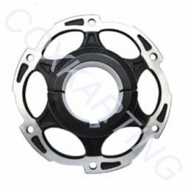 CRG Tandwielsupport zwart 50 mm