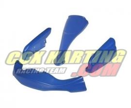 Plasticset XTR blauw