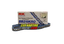 RK ketting 219KR O-RING B/BU 98 schakels