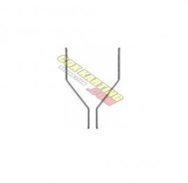 CRG Frontschild steun NA 6/12/8 cm