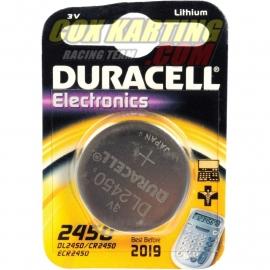Duracell Batterij 3 Volt CR2450