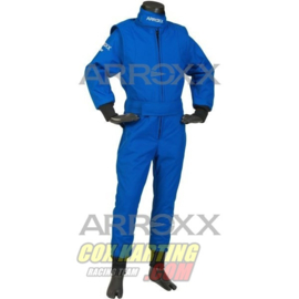 Arroxx Overall Cordura Junior, Level 2, Xbase, Monocolor, Blauw