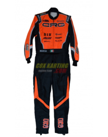 CRG racing suit standard 2020 orange