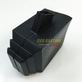 CRG Stofhoes voor hoofdremcylinder zwart