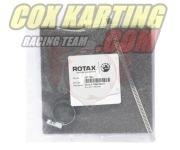 Rotax demper mat staal