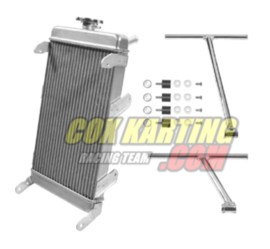 CRG radiateur geheel compleet incl. Kit