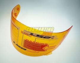 LS2 Vizier yellow voor model FF369/384/351/352