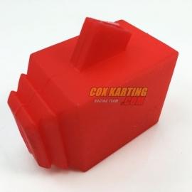 CRG Stofhoes voor hoofdremcylinder rood