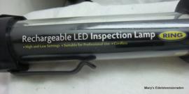 Inspectie LED-lamp, herlaadbaar