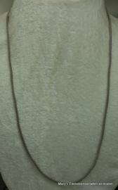 Hele mooie Zilveren ketting 75 cm