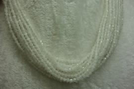 RB Maansteen snoer facet 3 mm (B23*
