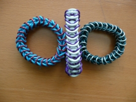chainmaille boxchain armband (02ab004)
