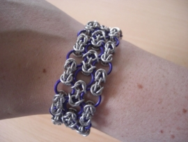 chainmaille workshop armband