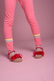 Roze legging
