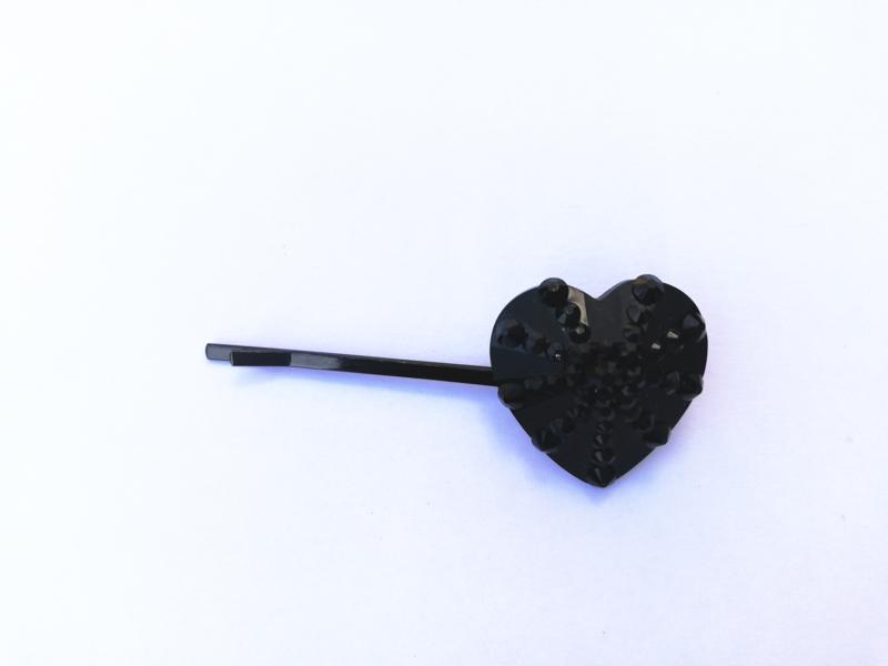 Haarspeldje hart
