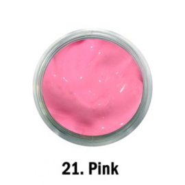 acryl verf nr. 21 pink 5ml