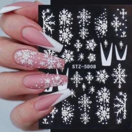 kerst sticker 5D08