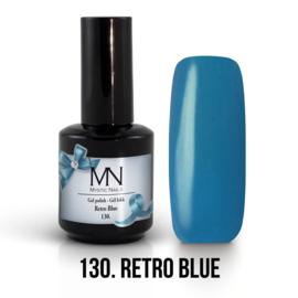 130 retro blue