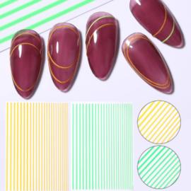 voorbeeld flexible stripes