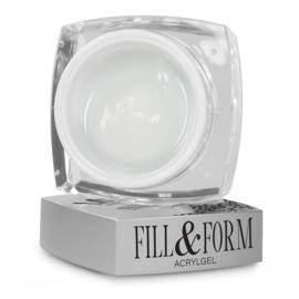 polygel fill en form milky white 5 of 30 gram