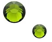 austria strass steentjes olivine keuze uit ss6-ss10-ss16-ss20