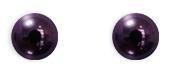2mm domestuds cobalt violet 400 stuks