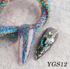 fiber threads nr. 12