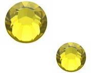 austria strass steentjes citrine keuze uit ss6-ss10-ss16-ss20