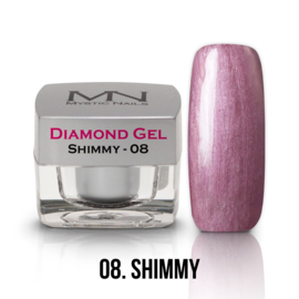gel 08 shimmy diamond