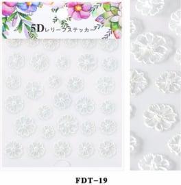 5D sticker FDT-19