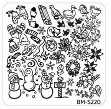image plate BM-S220