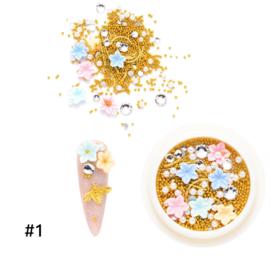 resin flower mix nr. 1
