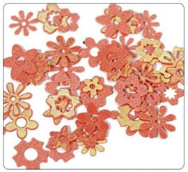nail art flowers coated 02