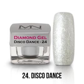 gel 24 disco dance diamond