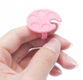 ring palet pink