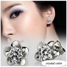 oorstekers met crystal