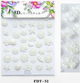 5D sticker FDT-32