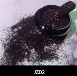 glitter diamond poeder nr. 2