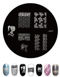 image plate M71 fc