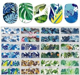 water decal serie 3 (12 stuks)