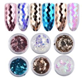 diamond glitter set