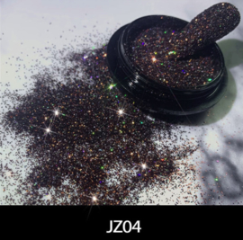 glitter diamond poeder nr. 4