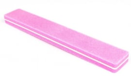 sponge vijl pink straight