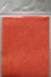 glitter papier zalm orange (nr.1)