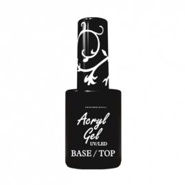 acrylgel base / finish