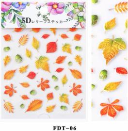 5D sticker FDT-06