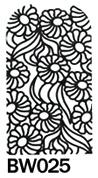 tattoo black BW025
