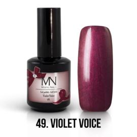 49 violet voice 12ml