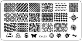 acryl image plate XY-L23