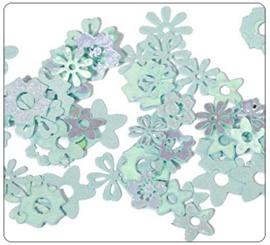 nail art flowers coated 15